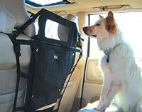 Doggie Backseat Barrier
