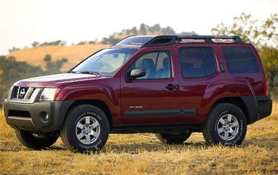 Nissan Xterra 2008  A Dog Car For Outdoor Recreation