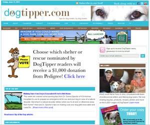 Dog Tipper