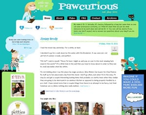 Pawcurious