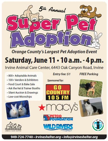 Super Pet Adoption