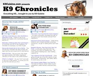 k9 Chronicles