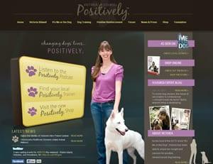 Victoria Stillwell's Blog
