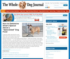 The Wholde Dog Journal