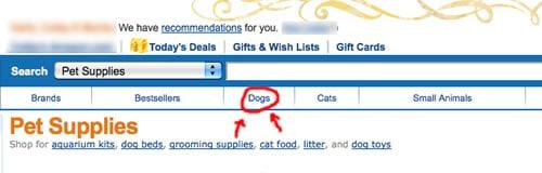 Amazon Dog Supplies
