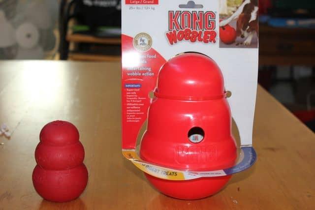 KONG Wobbler vs KONG