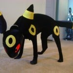 Umbreon Dog Costume