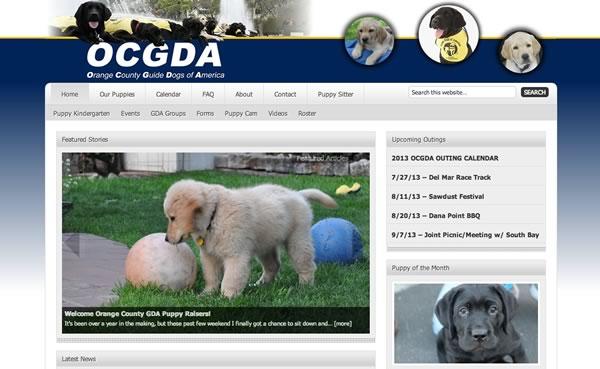 OCGDA Website