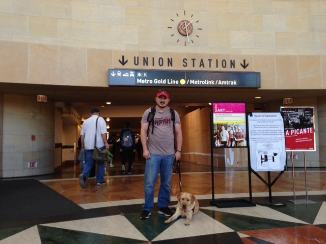 Adelle At Union Station