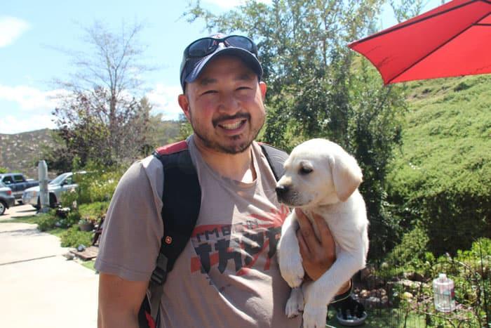 Archer, Service Puppy In Training