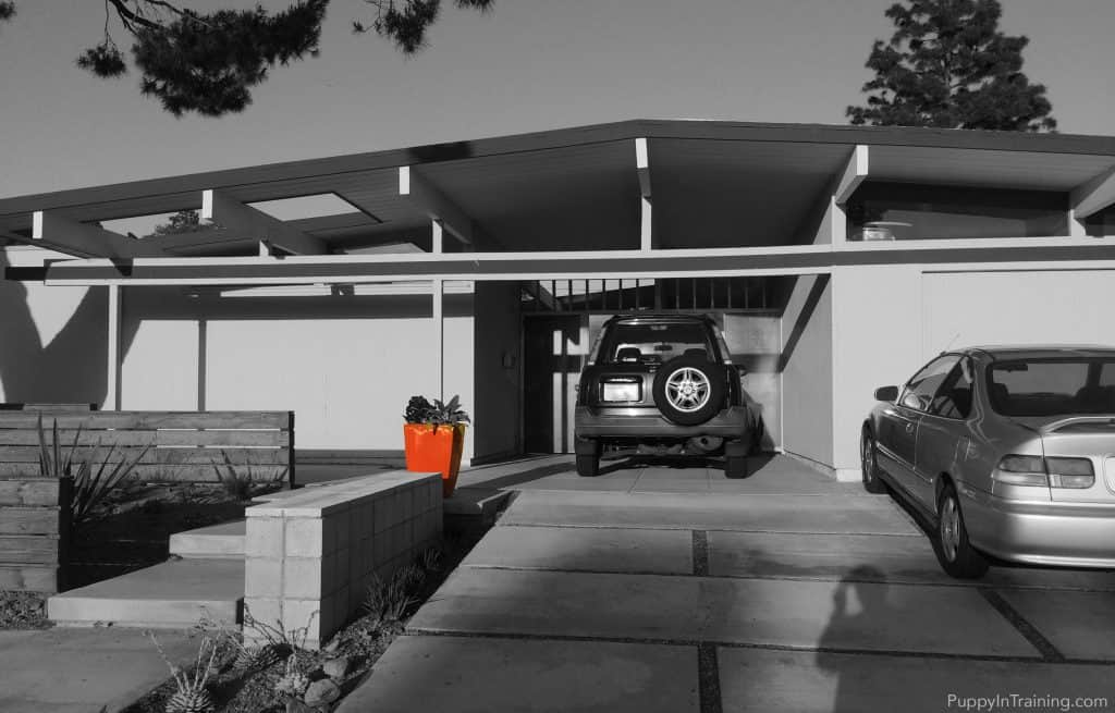 This is the Eichler home we live in today!